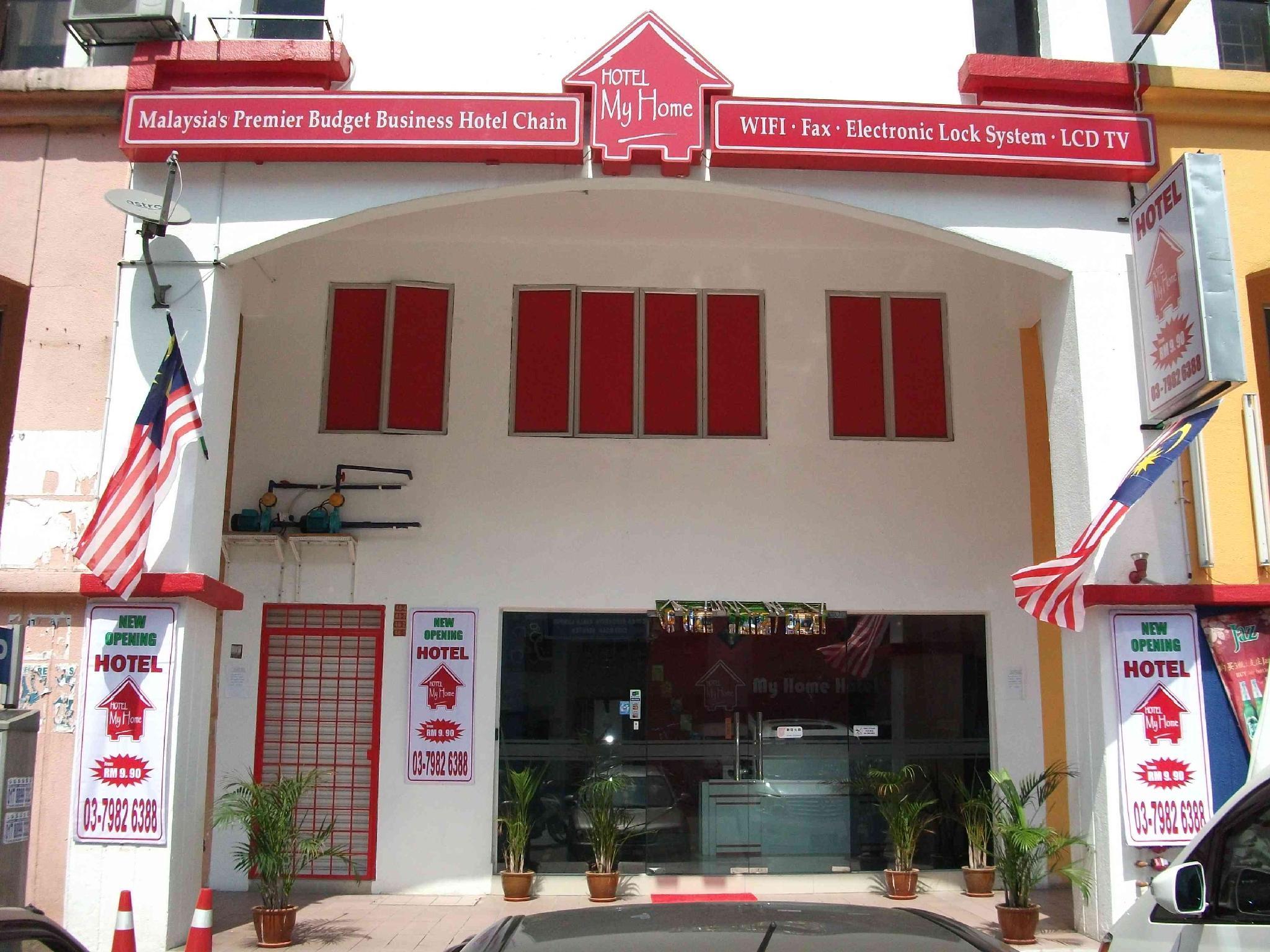 My Home Hotel Kuchai Lama - Hotels and Accommodation in Malaysia, Asia