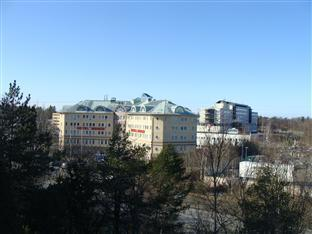 호텔 마넨 스톡홀름 - 호텔 외부구조