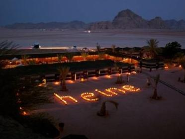 Captain's Desert Camp - Hotels and Accommodation in Jordan, Middle East