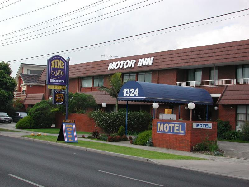Hume Villa Motor Inn - Hotell och Boende i Australien , Melbourne