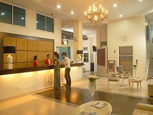 Hotel Pier Cuatro Cebu - Előcsarnok