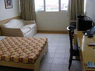 Hotel Pier Cuatro Cebu - Vendégszoba