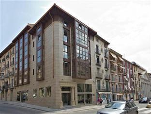 Hotel Sancho Abarca Spa Huesca - Hotel facade