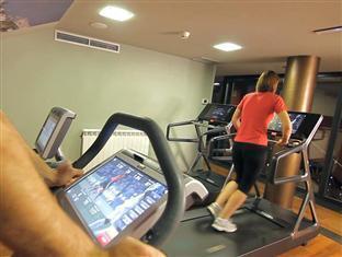 Hotel Sancho Abarca Spa Huesca - Gym