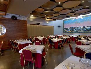 Hotel Sancho Abarca Spa Huesca - Restaurant