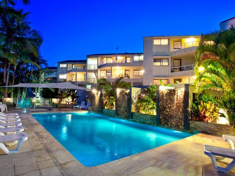 Munna Beach Apartments - Hotell och Boende i Australien , Noosa