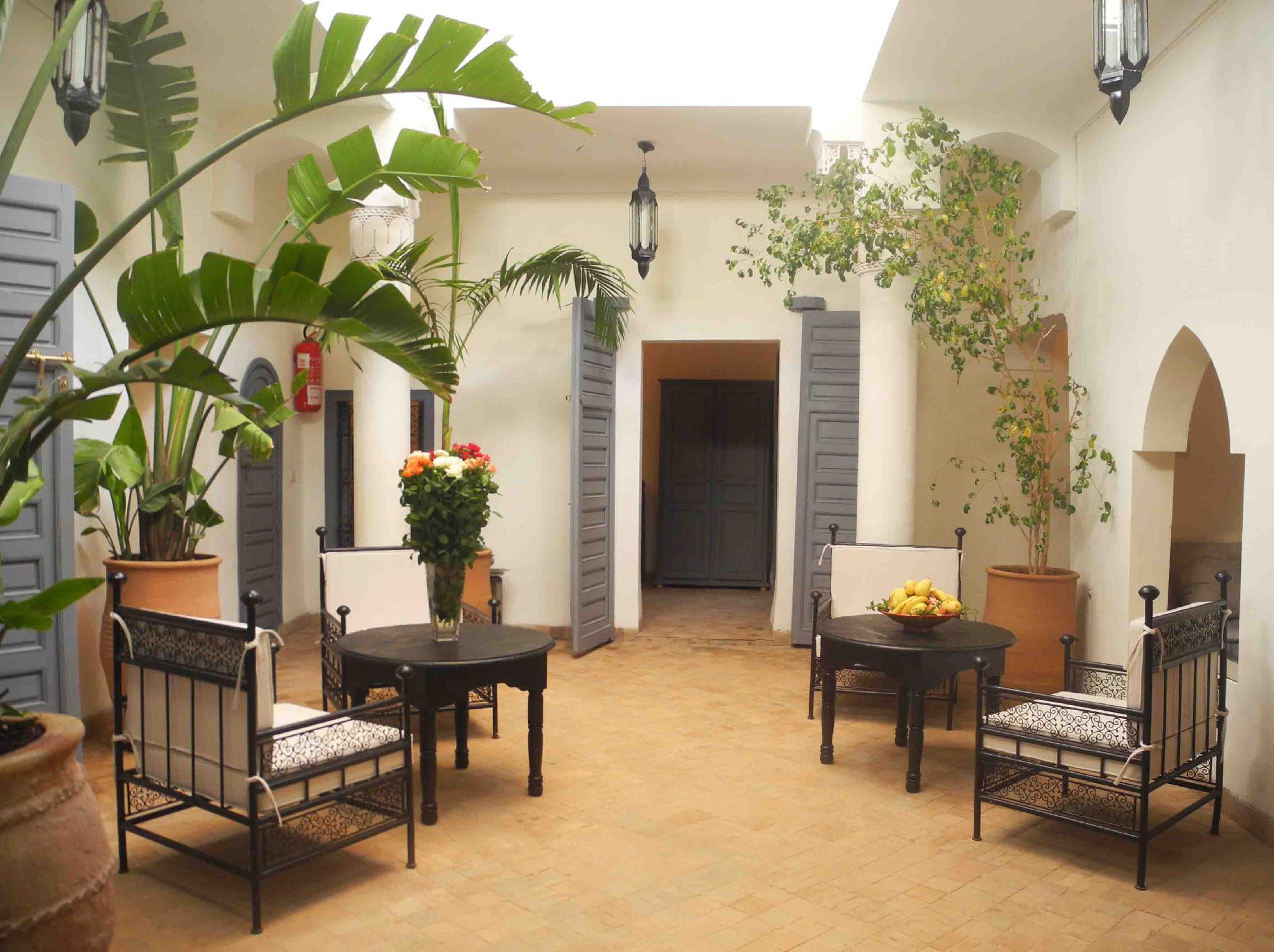 Riad Linda Marrakech - Rooftop Terrace