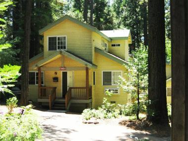The Cottage At Tenaya Lodge Hotel - Hotel and accommodation in Usa in Fish Camp (CA)