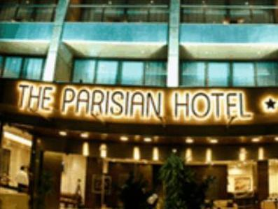 The Parisian Hotel - Hotels and Accommodation in Lebanon, Middle East