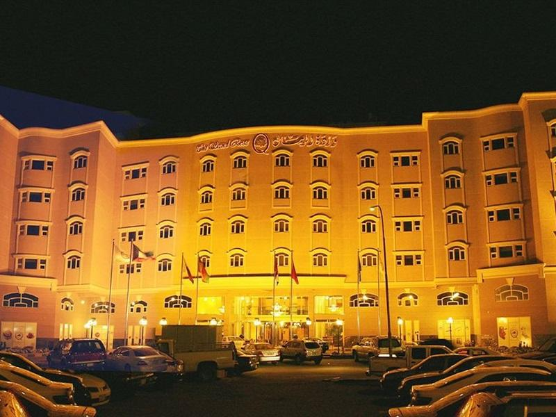 Sand Rose Suite Hotel - Hotels and Accommodation in Saudi Arabia, Middle East