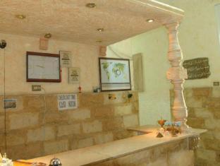 Travelers House Hotel El Cairo - Recepción