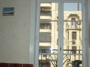 Travelers House Hotel El Cairo - Balcón/Terraza