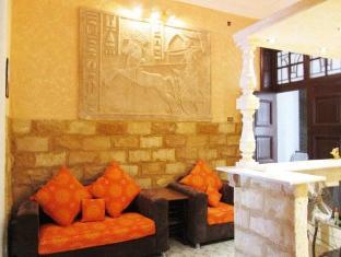 Travelers House Hotel El Cairo - Interior del hotel
