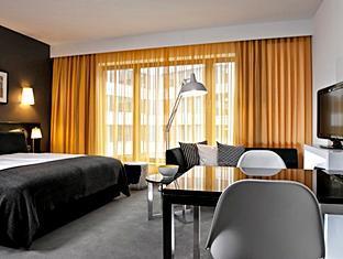 Adina Apartment Hotel Berlin Hackescher Markt Berlin - notranjost hotela