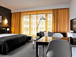 Adina Apartment Hotel Berlin Hackescher Markt Berliini - Hotellin sisätilat