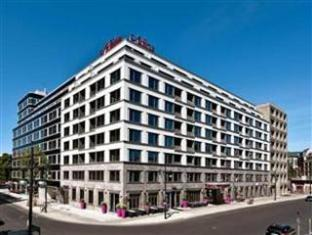 Adina Apartment Hotel Berlin Hackescher Markt Berlin - zunanjost hotela