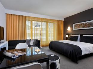 柏林哈克市場阿迪娜公寓式酒店 柏林 - 客房