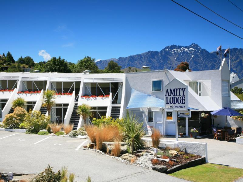 Amity Serviced Apartments - Hotels and Accommodation in New Zealand, Pacific Ocean And Australia