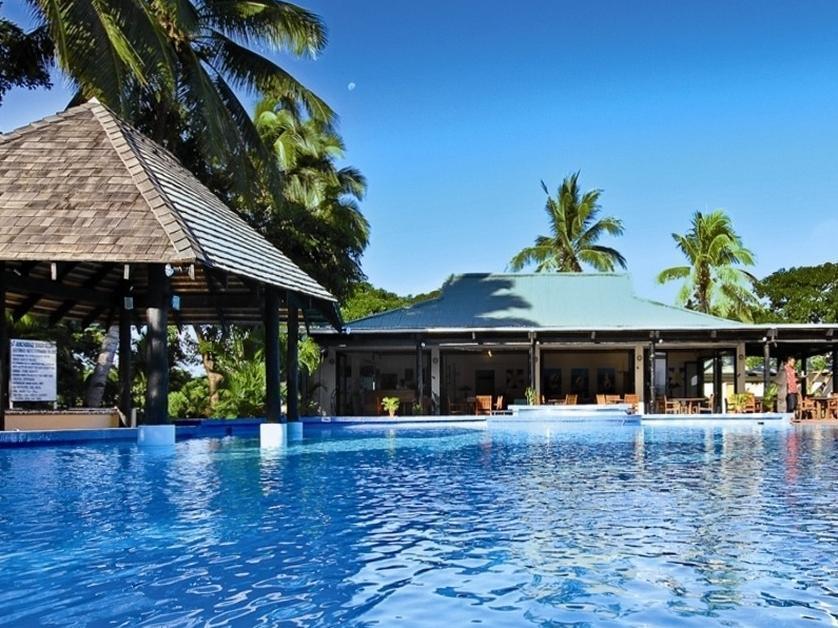 Anchorage Beach Resort - Hotell och Boende i Fiji i Stilla havet och Australien