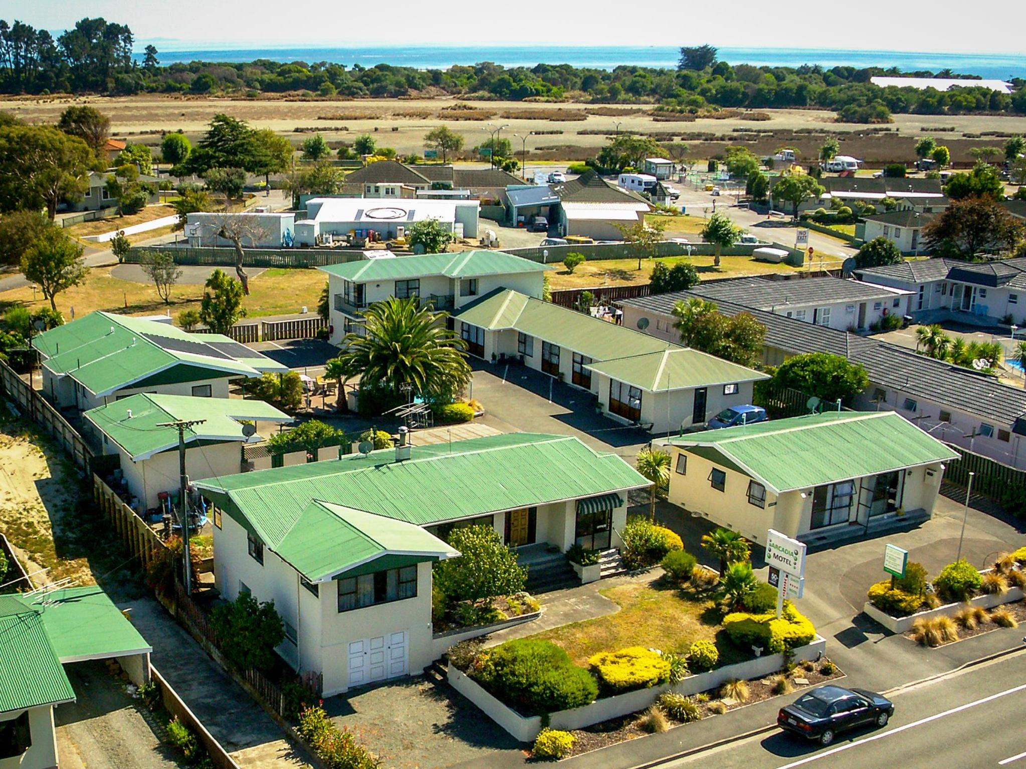 Arcadia Motel - Hotels and Accommodation in New Zealand, Pacific Ocean And Australia