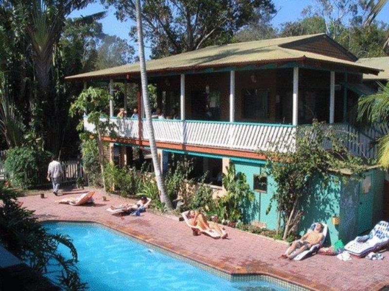 Arts Factory Lodge - Hotell och Boende i Australien , Byron Bay