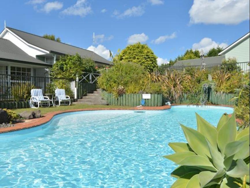 Ash Grove Boutique Motel - Hotell och Boende i Nya Zeeland i Stilla havet och Australien