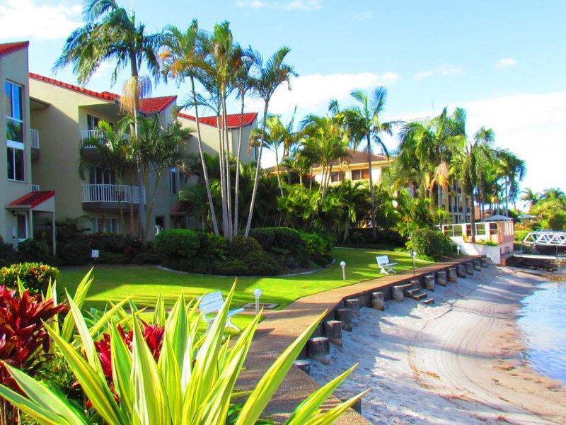 Bayview Waters Waterfront Apartments - Hotell och Boende i Australien , Guldkusten