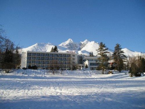 Hotel Morava Vysoke Tatry - Exterior