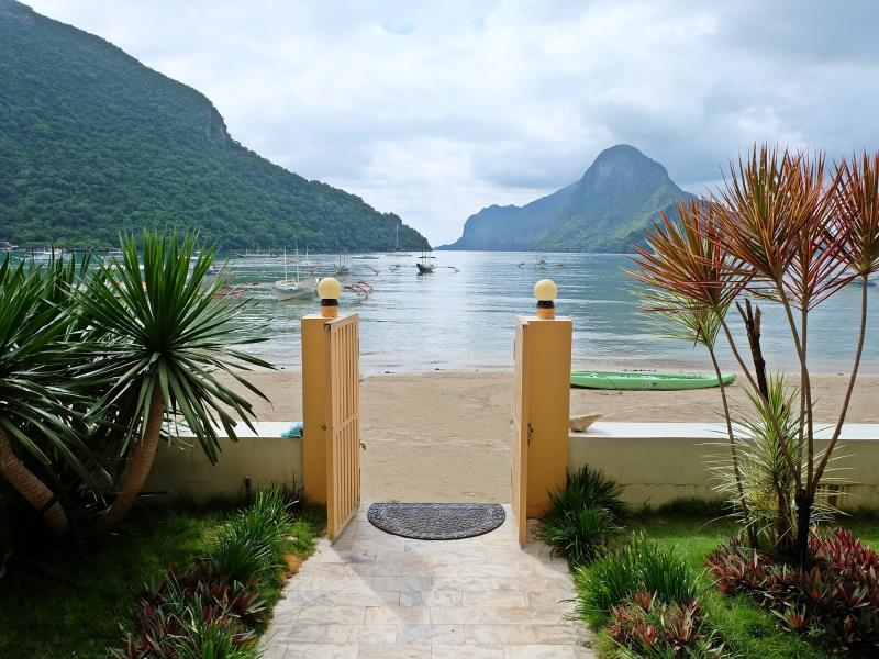 El Nido Beach Hotel - Hotels and Accommodation in Philippines, Asia