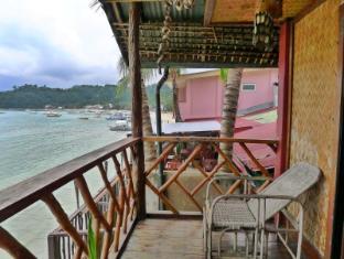 La Salangane Hotel El Nido - Balcon/Terrasse