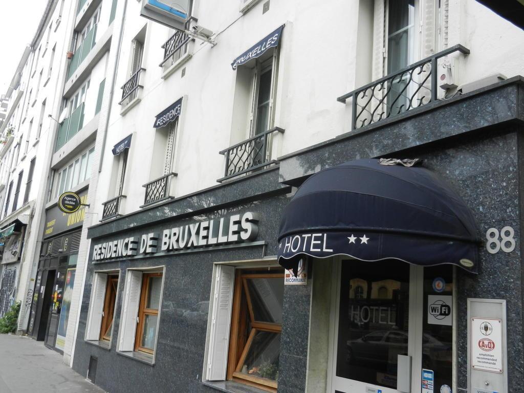 Hotel Residence De Bruxelles - Hotell och Boende i Frankrike i Europa