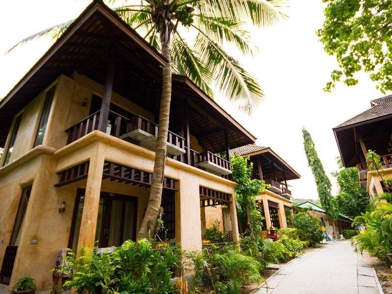 Wind Beach Resort - Hotels and Accommodation in Thailand, Asia