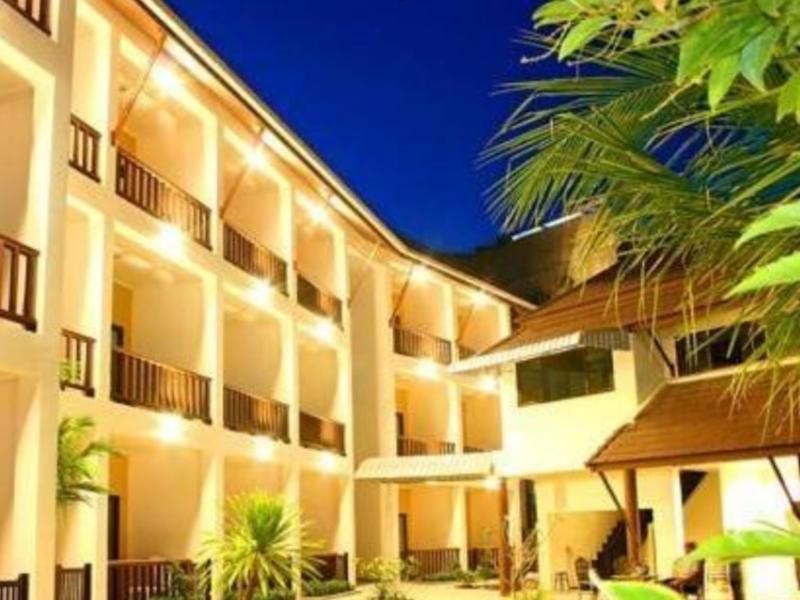 โรงแรม กระบี่ โคซี่ เพลส