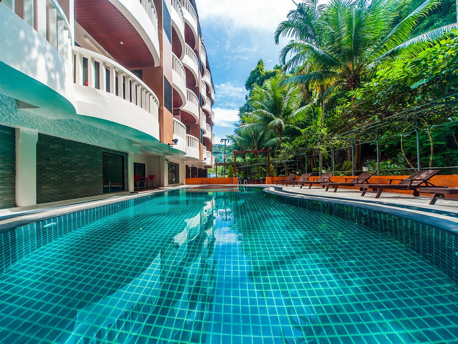 Ratana Hill Hotel - Hotels and Accommodation in Thailand, Asia