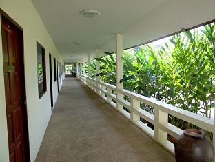 Saiyok Country Resort Sai Yok (Kanchanaburi) - Balkong/terrass