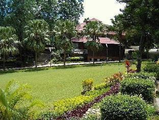 Saiyok Country Resort Sai Yok (Kanchanaburi) - Trädgård