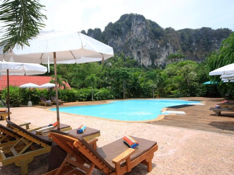 Green View Village Resort - Hotels and Accommodation in Thailand, Asia