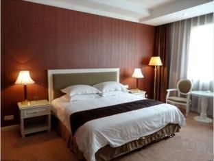 Eiffelton Riverside Hotel Pudong Shanghai - Room type photo