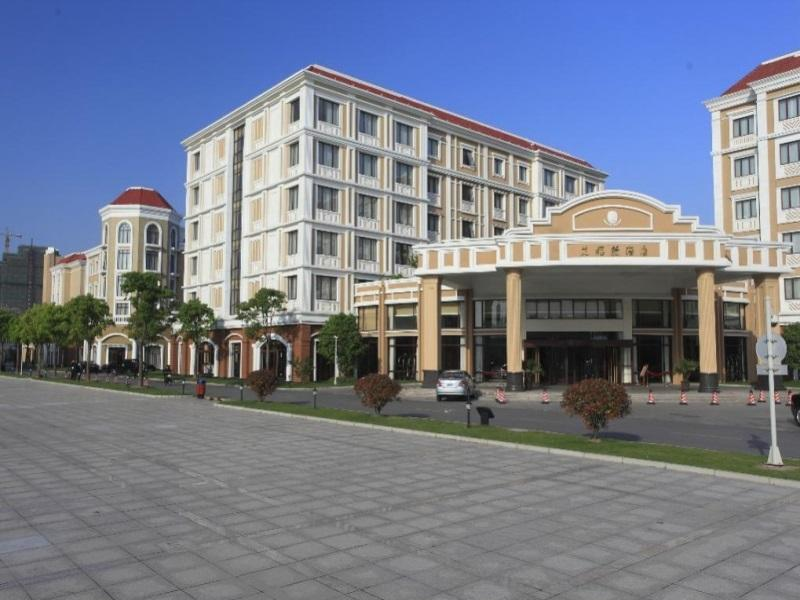 Eiffelton Riverside Hotel Pudong Shanghai