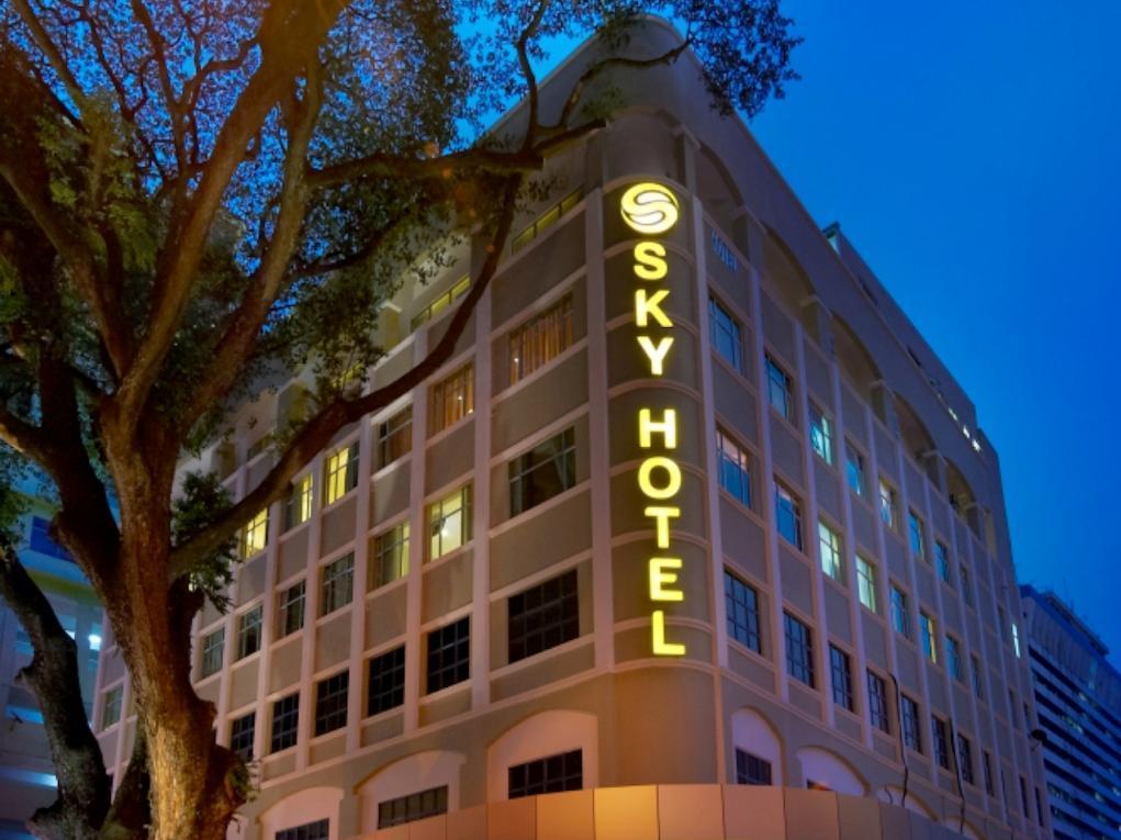 Sky Hotel Bukit Bintang - Hotels and Accommodation in Malaysia, Asia