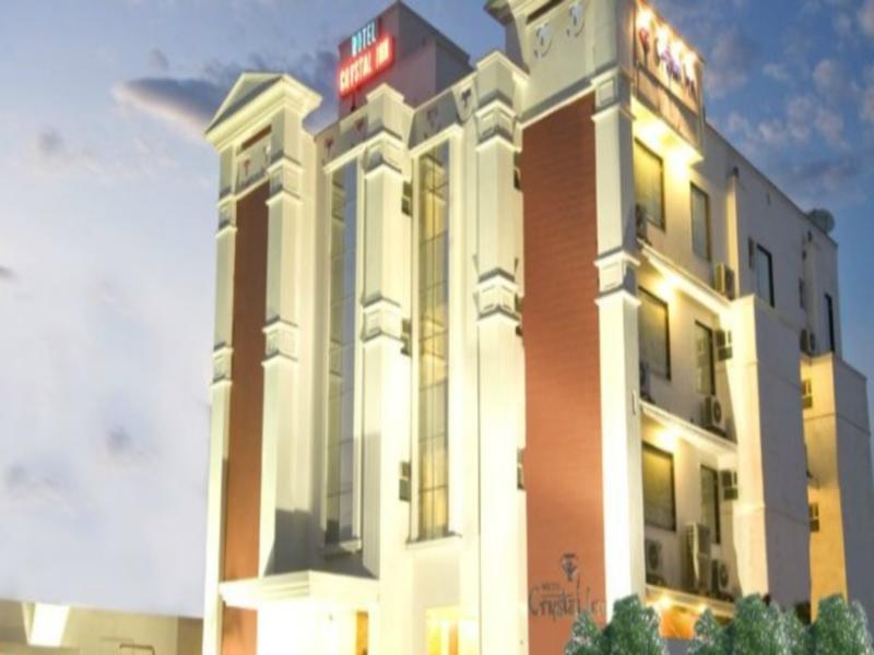 Crystal Inn - Hotell och Boende i Indien i Agra