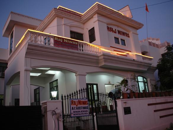 Raj Niwas - Hotell och Boende i Indien i Jaipur