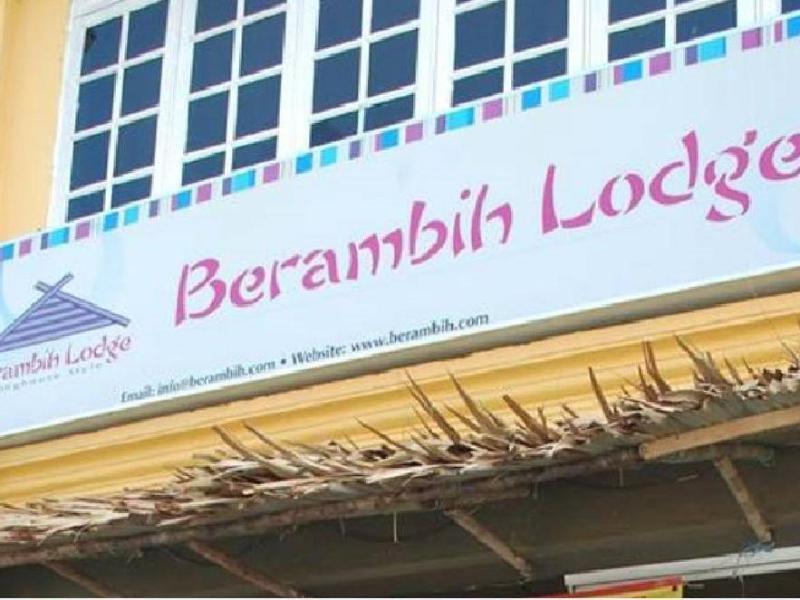 Berambih Lodge Kuching קוצ'ינג