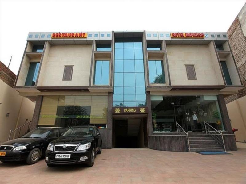 Hotel Impress - Hotell och Boende i Indien i New Delhi And NCR