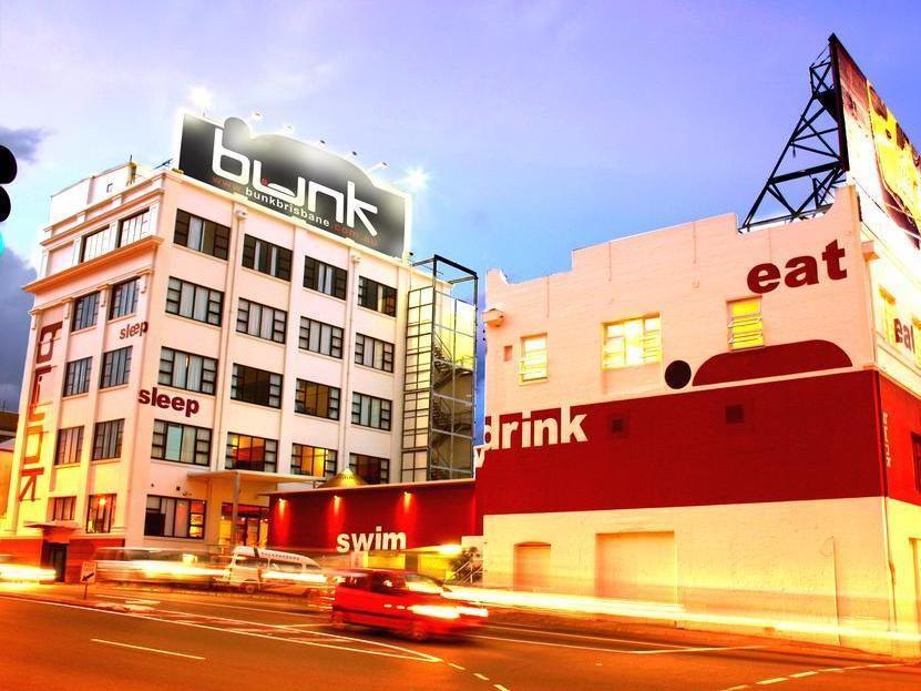 Bunk Backpackers - Hotell och Boende i Australien , Brisbane