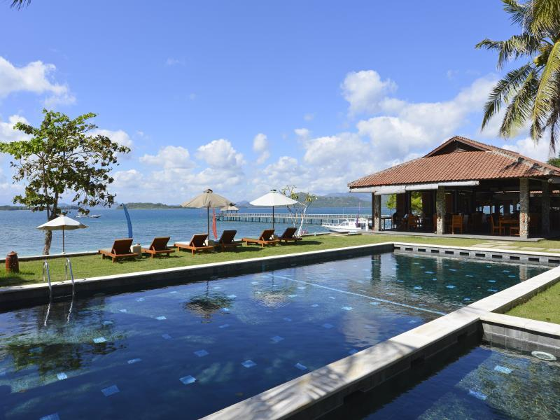 Hotell Cocotinos Hotel Sekotong Lombok