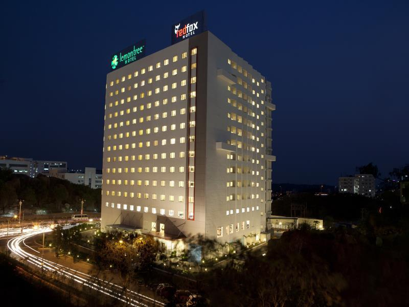 Lemon Tree Hotel Hyderabad - Hotell och Boende i Indien i Hyderabad