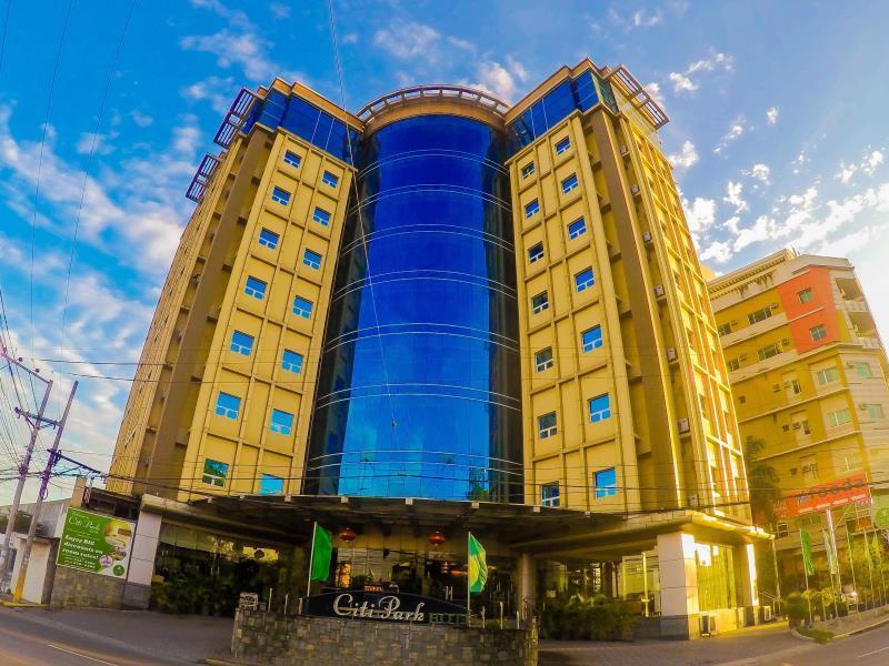 Citi Park Hotel سيبو