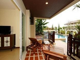 The Heritage Pattaya Beach Resort Pattaya - Lagoon Room <br> Balcony Pool Access