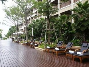 The Heritage Pattaya Beach Resort Pattaya - Swimming Pool Terrace